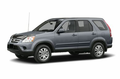 2005 Honda Cr V Styles Amp Features Highlights