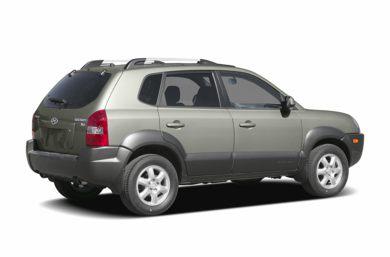 See 2005 Hyundai Tucson Color Options Carsdirect