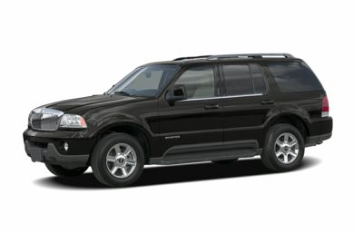 2005 lincoln aviator styles features highlights. Black Bedroom Furniture Sets. Home Design Ideas