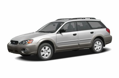 2005 Subaru Outback Color Options - CarsDirect