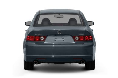 Acura TSX Specs Safety Rating MPG CarsDirect - 2006 acura tsx bumper