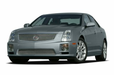 3/4 Front Glamour 2006 Cadillac STS-V