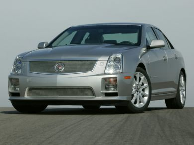 OEM Exterior Primary  2006 Cadillac STS-V