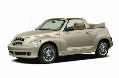 3 4 Front Glamour 2006 Chrysler Pt Cruiser
