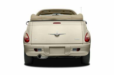 Rear Profile 2006 Chrysler Pt Cruiser
