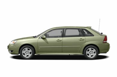90 Degree Profile 2006 Chevrolet Malibu MAXX