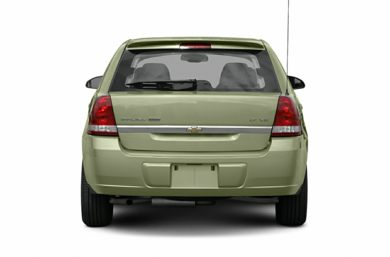 Rear Profile  2006 Chevrolet Malibu MAXX