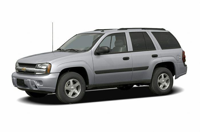 2006 Chevrolet Trailblazer Specs Safety Rating Mpg Carsdirect