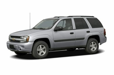 See 2006 Chevrolet TrailBlazer Color Options - CarsDirect