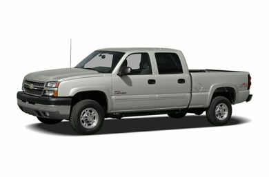 2006 chevrolet silverado 1500hd styles features highlights. Black Bedroom Furniture Sets. Home Design Ideas