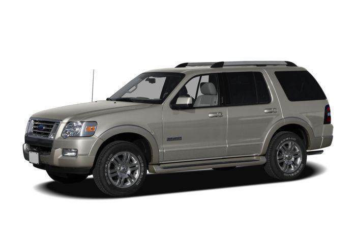 2006 Ford Explorer Xlt >> 2006 Ford Explorer Specs, Safety Rating & MPG - CarsDirect