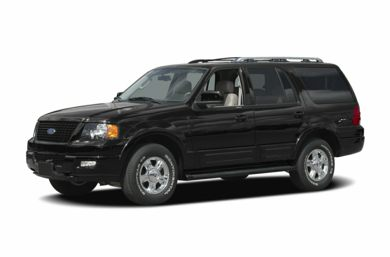 3/4 Front Glamour 2006 Ford Expedition