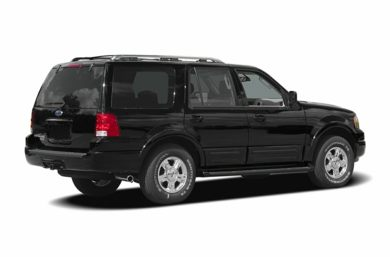 3/4 Rear Glamour  2006 Ford Expedition