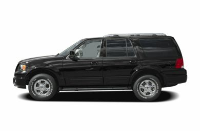 90 Degree Profile 2006 Ford Expedition