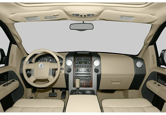 Car Trunk Storage >> 2006 Lincoln Mark LT Pictures & Photos - CarsDirect