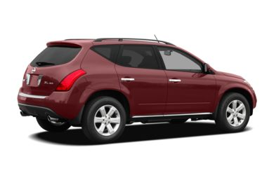 2006 Nissan Murano Styles & Features Highlights