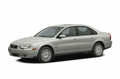 2006 Volvo S80 Styles & Features Highlights