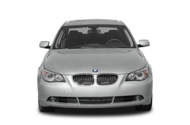 Grille  2007 BMW 530