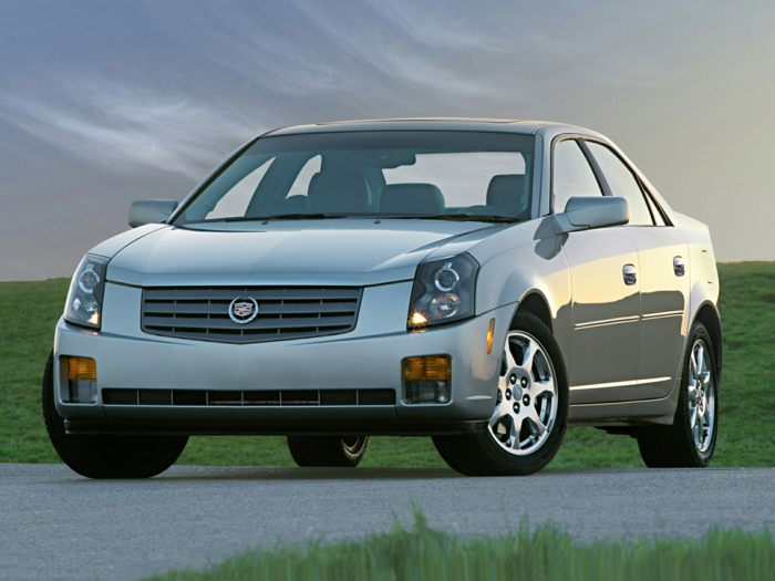 2007 Cadillac CTS Specs, Safety Rating & MPG