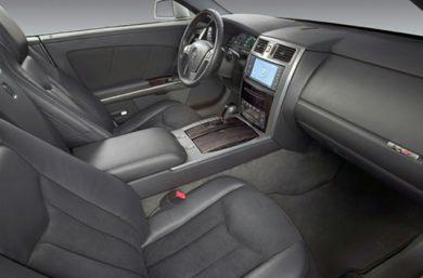 2007 Cadillac Xlr V Specs Safety Rating Mpg Carsdirect