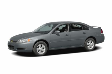 2007 Chevrolet Impala Styles & Features Highlights