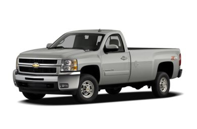 2007 Chevrolet Silverado 2500hd Specs Safety Rating Mpg Carsdirect