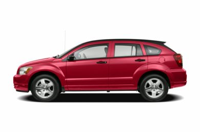 90 Degree Profile 2007 Dodge Caliber