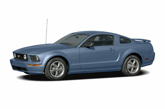 2007 Ford Mustang V6 Deluxe 2dr Coupe