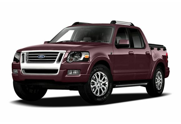 2007 Ford Explorer Sport Trac Pictures & Photos - CarsDirect