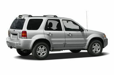 2007 ford escape specs safety rating mpg carsdirect. Black Bedroom Furniture Sets. Home Design Ideas