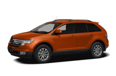See 2007 Ford Edge Color Options Carsdirect