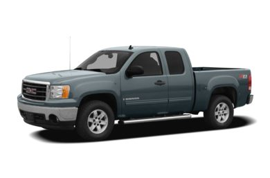 See 2007 GMC Sierra 1500 Color Options - CarsDirect