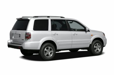 2007 honda pilot specs safety rating mpg carsdirect. Black Bedroom Furniture Sets. Home Design Ideas