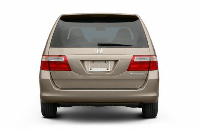 2007 Honda Odyssey Styles Amp Features Highlights