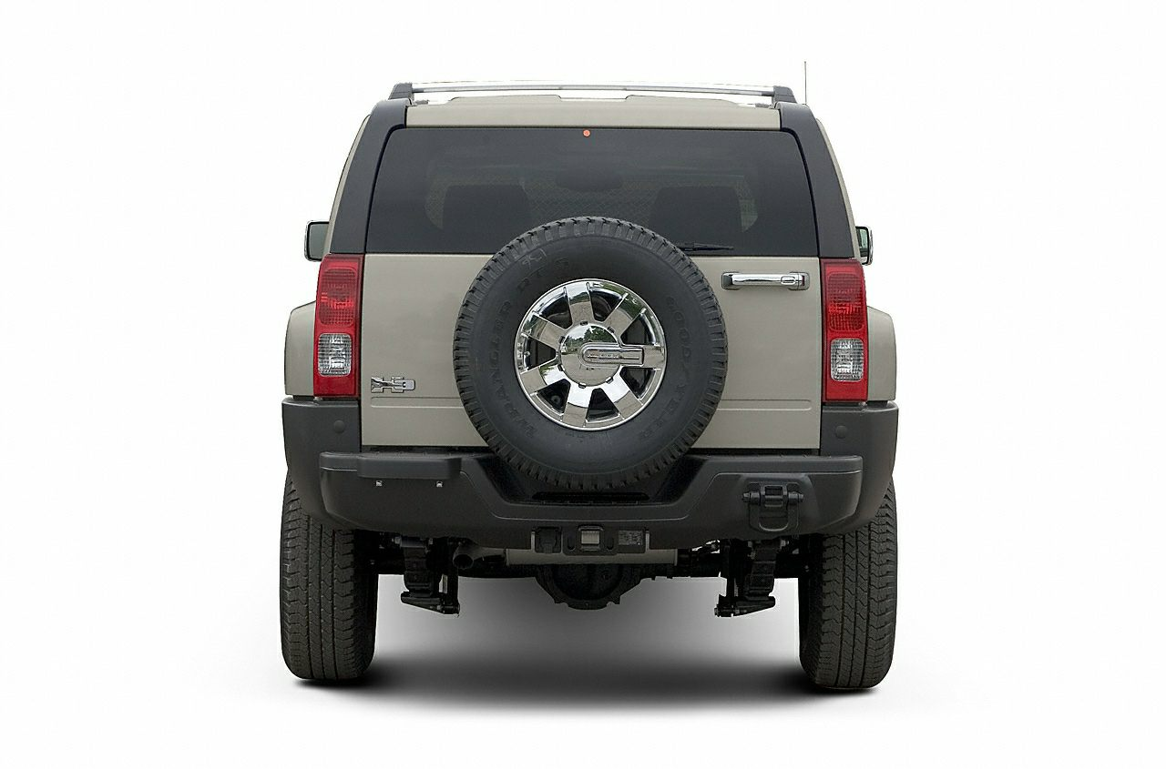 2007 Hummer H3 Suv Styles Features Highlights