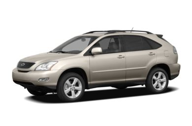 See 2007 Lexus Rx 350 Color Options Carsdirect