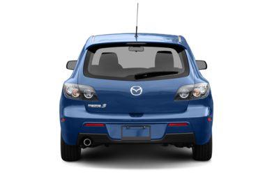 mazda 3 2007 hatchback blue