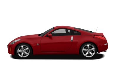 90 Degree Profile 2007 Nissan 350Z