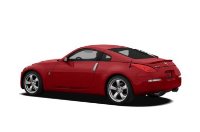 Surround 3/4 Rear - Drivers Side  2007 Nissan 350Z