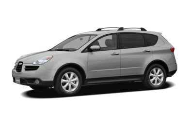 2007 subaru b9 tribeca specs safety rating mpg carsdirect for Mercedes benz b9 service
