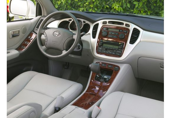 2006 Toyota Highlander Pictures Amp Photos Carsdirect