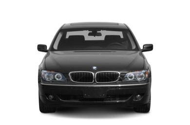 Grille  2008 BMW 750
