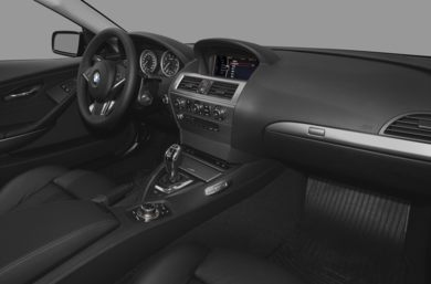 Interior Profile 2008 BMW 650