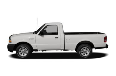 90 Degree Profile 2008 Ford Ranger
