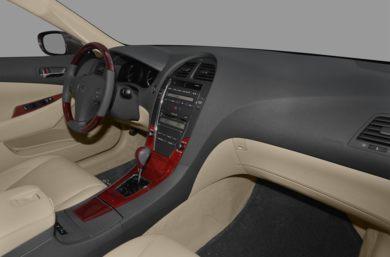 Interior Profile 2008 Lexus Es 350