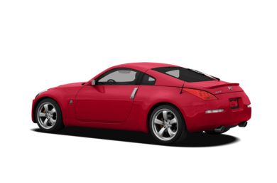 Surround 3/4 Rear - Drivers Side  2008 Nissan 350Z