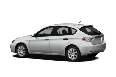 Mercedes Benz Silver Lightning Price >> See 2008 Subaru Impreza Color Options - CarsDirect