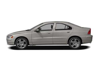 90 Degree Profile 2008 Volvo S60
