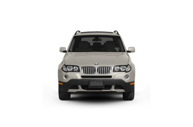 Surround Front Profile  2009 BMW X3