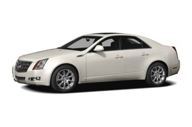 See 2009 Cadillac Cts Color Options Carsdirect
